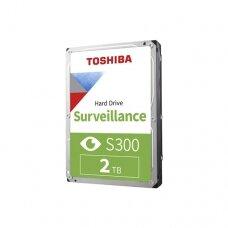 2 TB SATA TOSHIBA HDD