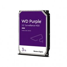 3 TB SATA WD Purple HDD