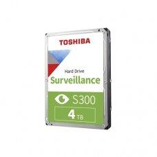 4 TB SATA TOSHIBA HDD