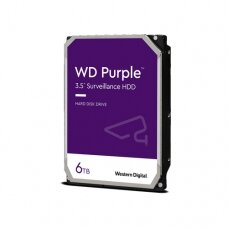 6 TB SATA WD Purple HDD