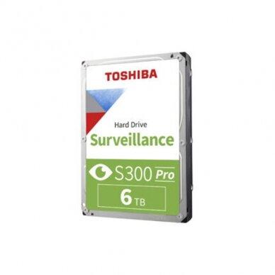 6 TB SATA TOSHIBA HDD