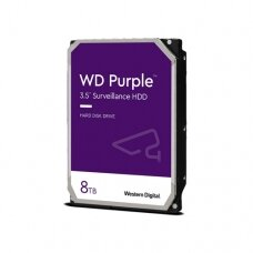 8 TB SATA WD Purple HDD