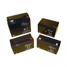 Battery, 1.3Ah 12VDC