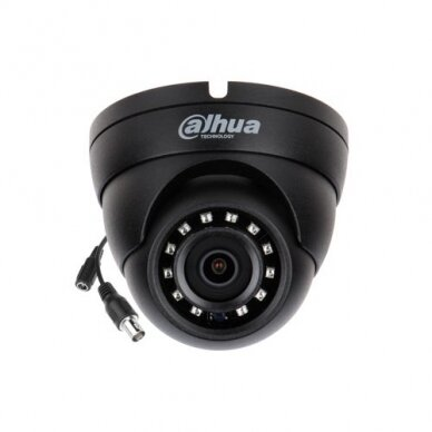 HAC HDW1200M-0280B-Black, HDCVI camera 2MP, 2.8mm, IR30
