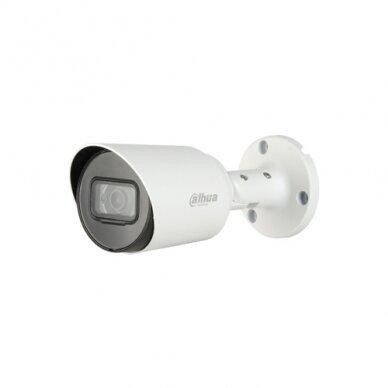 HAC HFW1400T-0280B-S2, HDCVI vaizdo kamera 4MP, 2.8mm, IR30