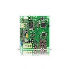 LAN800 TCP/IP modulis raportavimui i CSP (SECOLINK)