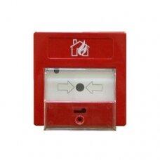 NB 765, Addressable Manual Call Point (MCPA LP FLAP)