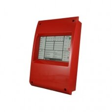 ORION 8 LT Red,  Conventional 8 zone fire panel