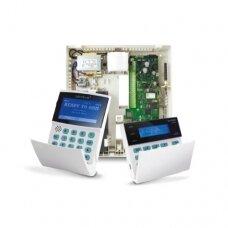 PAS808M+KM24A, Apsaugos sistema