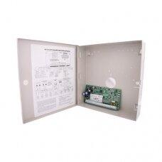 PC 1616KD, Centralė 6/16 zonų su klav. (PC 1555) ir dėže