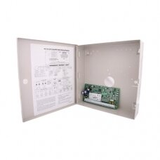 PC 1864D, panel 8/64 zone with box
