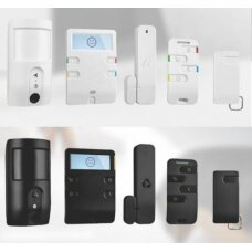 PIR-CAM-30-9, wireless motion detector with camera, AVA PRO
