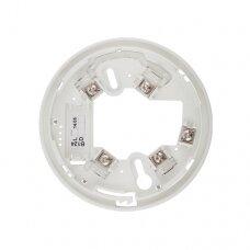 SensoIRIS B124 is a standard  base for addressable detectors