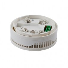 SensoIRIS BSOU IS addressable fire base with built-in sounder and isolator module