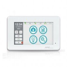 UNIKA, touchscreen keypad for AMC panels