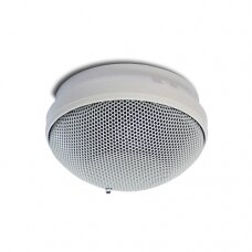 Wireless smoke detector, grey (Ksenia)