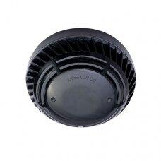 ZEOS C S, Smoke Fire Alarm Detector Black